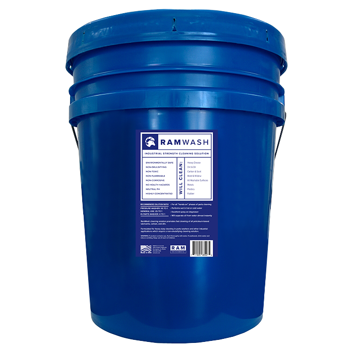 RamWash - 5 Gallon Pail