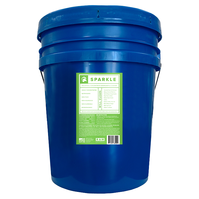 Sparkle Industrial Cleaner - 5 Gallon Pail