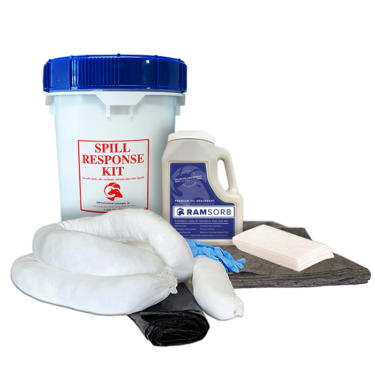 Weather-Proof RamSorb Vehicle Spill Kit